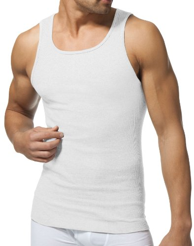 Champion Men's Tank 3-Pack (Champion White Tank Top)