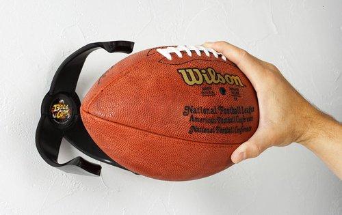 (1 X Football Ball Claw (Black) (6.5H
