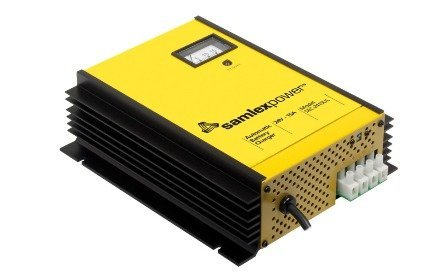 Automatic Switch Mode 15-Amp Battery (Volt 15 Amp Battery Charger)