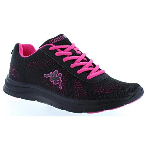 Chaussures de sport pour Homme et Femme KAPPA 302G370 CAMBUS C22 BLACK-PINK