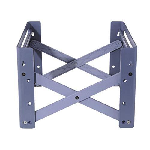 - Adjustable Hanging Rack Hanging Clip A4 Data Rack File Holder Gray A+