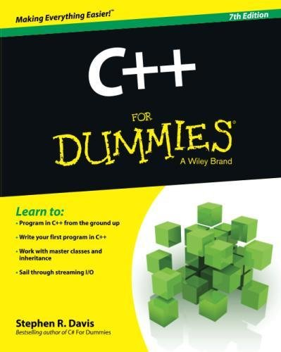 C++ For Dummies by imusti