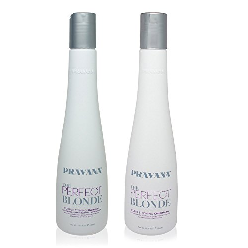 Pravana Perfect Blonde Shampoo Conditioner