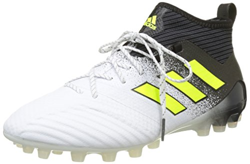 blanc Amasol De Chaussures Homme ftwbla Pour Football Negbas Adidas 17 Ag 1 Ace HZxInwPA