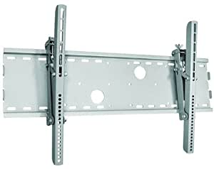 Silver Tilting Wall Mount Bracket for Philips 32FD9954 Plasma 32 inch HDTV TV