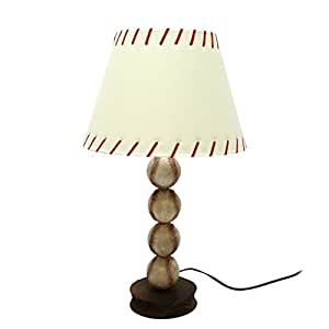 DEI Stacked Baseball Lamp