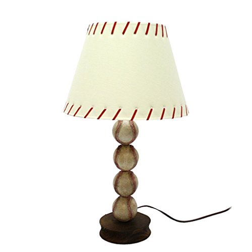 DEI Stacked Baseball Lamp, 23