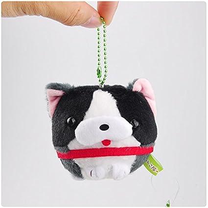 EoamIk Juegos para la Primera Infancia Mini Serie Japonesa Shiba Inu pequeña Colgante de Juguete de