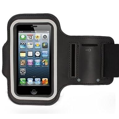 custodia iphone braccio