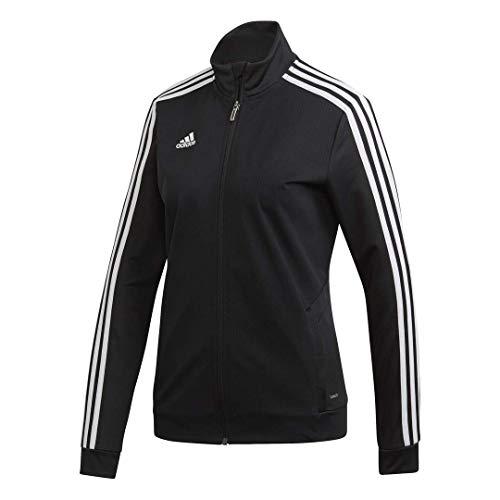Womens Tiro Training - adidas Tiro 19 Training Jacket - Women's Soccer S Black/White