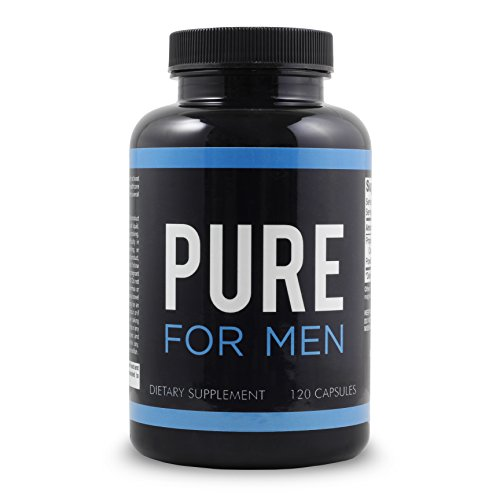 Pure for Men Supplements, 120 Count