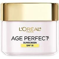 L'Oreal Paris Skincare Age Perfect Face Moisturizer with SPF 15 2.5 Oz