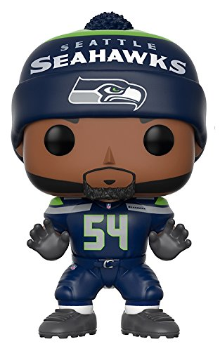 Price comparison product image Funko Pop NFL-Bobby Wagner (Seahawks Home) Collectible Figure