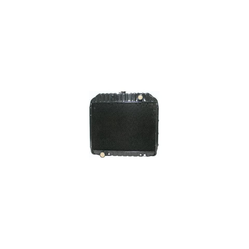78 79 FORD BRONCO RADIATOR SUV, 8cyl; 5.8L; 351c.i. Standard Cooling 18 x 23 3/4 C, 351 Modified Eng (1978 78 1979 79) P395 D8TZ8005A