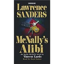 Lawrence Sanders: Mcnally's Alibi