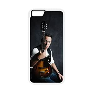 Bruce Springsteen iPhone 6 4.7 Inch Cell Phone Case White MSY181057AEW