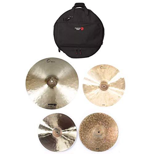 Dream 14/18/20 Dream Energy Cymbal Set (w/Gator 22'' Backpack Cymbal Bag)