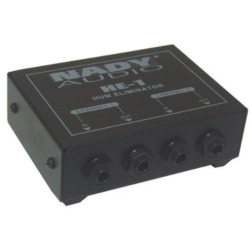 Nady-pro Sound Nady System, Incnady Hum Eliminator (he-1) -