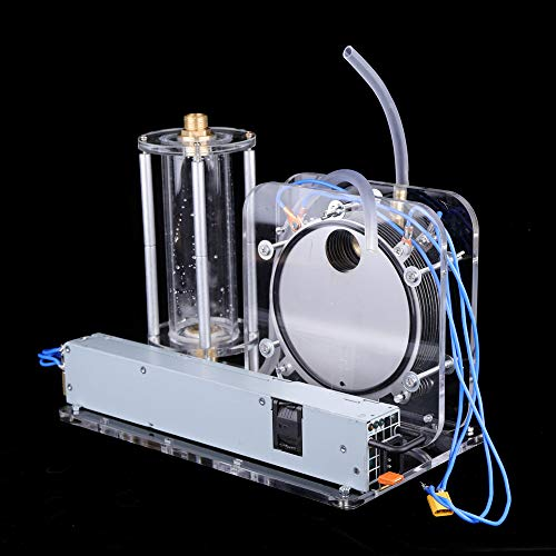 BOYU-SHITAI Electrolysis Water Generator Machine Dry Hydrogen and Oxygen Generator Dry Type Oxyhydrogen Generator 110V USA Stock