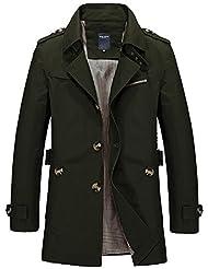 Jinmen Men's Jackets Coats Lightweight Cotton Spring & Fall Outdoors Windbreaker