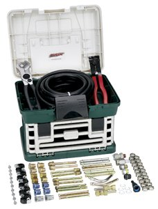 Auto Transmission Repair (S.U.R. and R Auto Parts SRRTR555 Transmission Line Repair Kit)