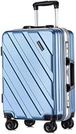 BXDYA スピナーホイール、軽量で耐久性のある荷物のスーツケーストロリーケースがキープ受託手荷物と拡張可能な鞄 (Color : C)