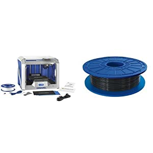 Dremel 3D40-01 Idea Builder 2.0 3D Printer, Wi-Fi Enabled with Guided Leveling from Dremel