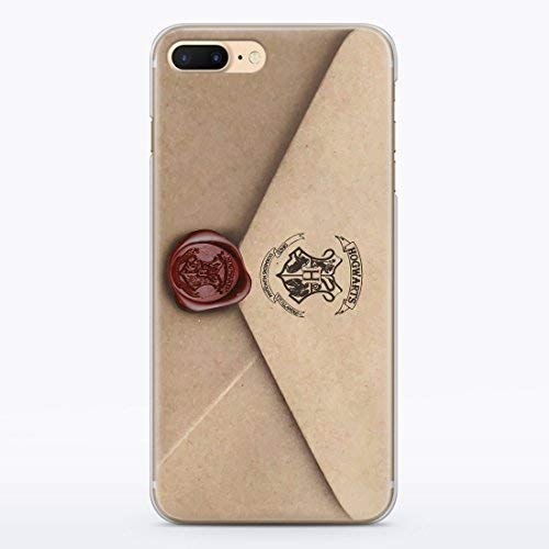 Protective Case for Apple iPhone XR Silicone Case The Letter of Acceptance Flexible Cool Art Design Cover