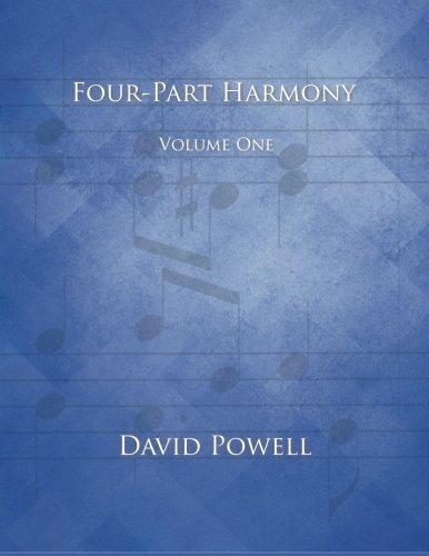 Four-Part Harmony, Volume One