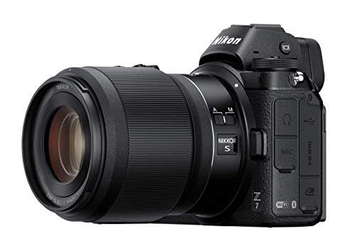 Nikon Z7 FX-Format Mirrorless Camera Body w/NIKKOR Z 24-70mm f/4 S and NIKKOR Z 50mm f/1.8 S