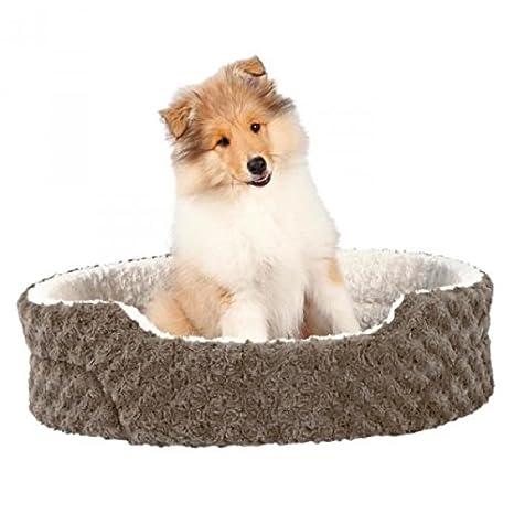 Trixie Cama Kaline para Perro Topo/Crema 55 × 45 cm: Amazon.es: Productos para mascotas