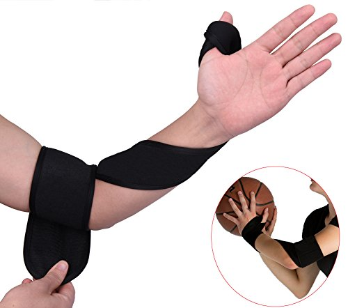 - Ueasy Wrap Strap Basketball Shooting Aid Correct Bad Posture and Improves Accuracy Stops Rotation of the Wrist to Prevent off Hand Interference Training