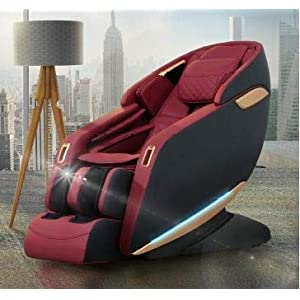 Best 3D Massage Chair With Zero Gravity And Bluetooth India 2021