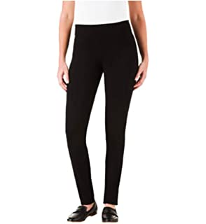 9da72bea Amazon.com: DKNY Ladies' Pull-on Ponte Pant (X-Small, Black): Clothing