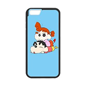 iPhone 6 4.7 Inch Cell Phone Case Black Crayon Shin-chan Phone Case Cover Unique Personalized XPDSUNTR08199