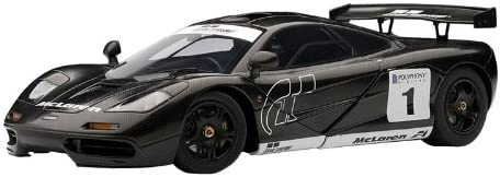 1/18 McLaren F1 stealth model 1/18 scale helmet included Special Package contains (japan import)
