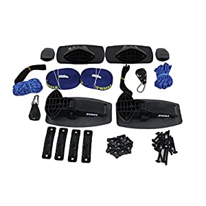 Proper Jeep Accessories TC883KAY Glide and Set Kayak Carrier
