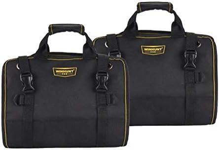 Generic 2個 ロールツールバッグ 工具バッグ 電気ポット 大型 大容量