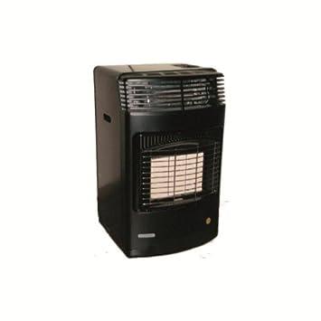Windfire - Estufa de gas e infrarrojos (4, 2 kW, con ventilador): Amazon.es: Jardín
