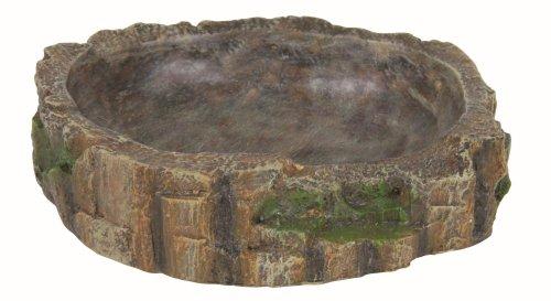 Trixie Reptilien - Wasser- & Futterschale; 13 × 3,5 × 11 cm