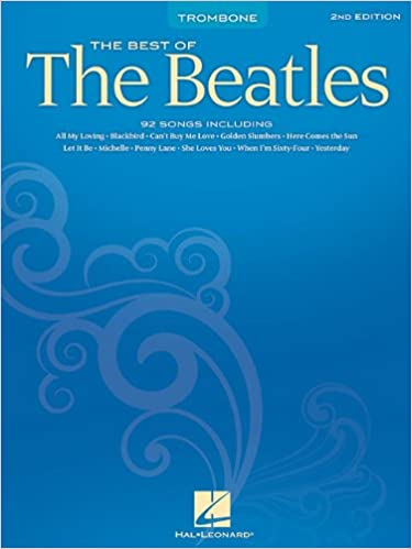 >PDF> The Best Of The Beatles (Trombone). prepared Samsung exceed Guardia Datos