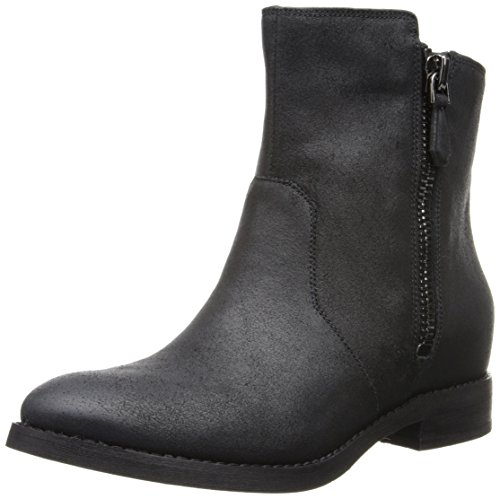 Cole York Women's New Black Leather Kenneth Marcy Boot wZf8qwEd