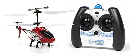 World Tech Toys Phantom S107 R/C Helicopter (Colors May Vary)