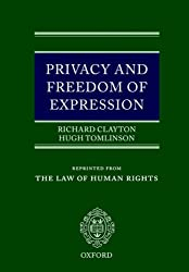 Privacy and Freedom of Expression