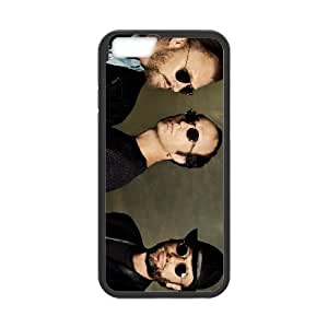 iPhone 6 4.7 Inch Cell Phone Case Covers Black Bee Gees Phone Case For Guys Plastic CZOIEQWMXN16535