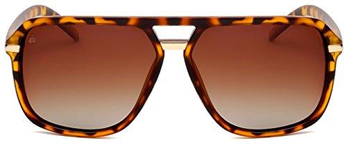 PRIVÉ REVAUX ICON Collection The Bruce Designer Polarized Aviator Sunglasses