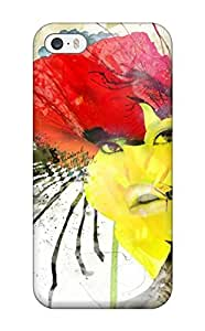 New Arrival Cover Case With Nice Design For Iphone 5/5s- Play Kiss