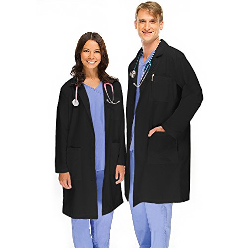 Unisex Basic Lab Coat - 1