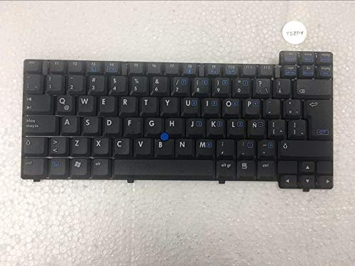 - New for HP NC6320 NX8430 nc8230 NC8430 nw8240 nw8440 Latin Keyboard with Mouse stem LA Version