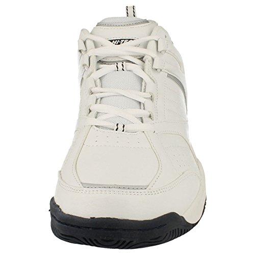Hi-Tec Neon - Zapatos para hombre White/ Navy